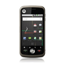 Unlocking by code Motorola Quench XT3