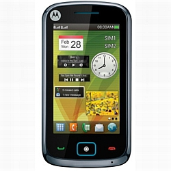 Unlocking by code Motorola EX122