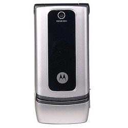 Unlocking by code Motorola W375