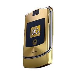Unlocking by code Motorola V3 D&G