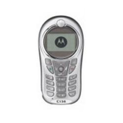 Unlocking by code Motorola C136
