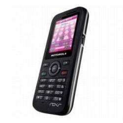 Unlocking by code Motorola WX395