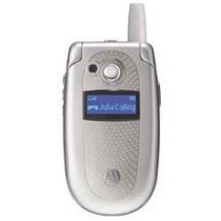 Unlocking by code Motorola V400