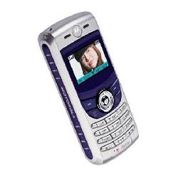 Unlocking by code Motorola C550
