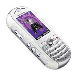 Unlocking by code Motorola E2 ROKR