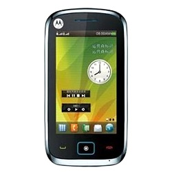 Unlocking by code Motorola EX128