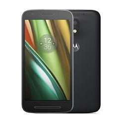 Unlocking by code Motorola E3