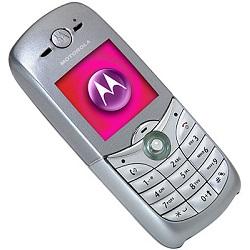 Unlocking by code Motorola C650