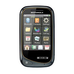 Unlocking by code Motorola EX130 Wilder