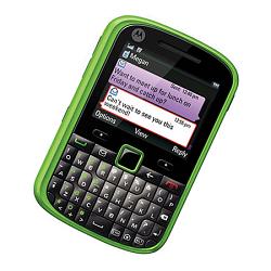 Unlocking by code Motorola WX404 Grasp