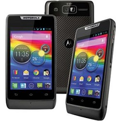 Unlocking by code Motorola RAZR D1
