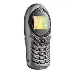 Unlocking by code Motorola C156