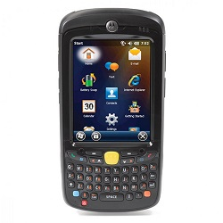 Unlocking by code Motorola MC55A0