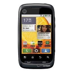 Unlocking by code Motorola WX445 Citrus