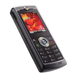 Unlocking by code Motorola W388