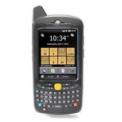 Unlocking by code Motorola MC65