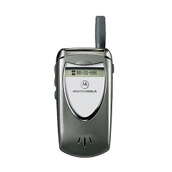 Unlocking by code Motorola V60p