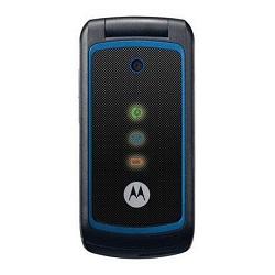 Unlocking by code Motorola W396