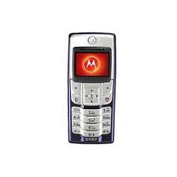 Unlocking by code Motorola C157