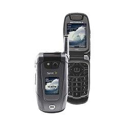 Unlocking by code Motorola IC902 Deluxe