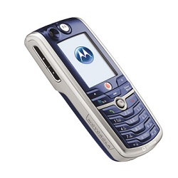 Unlocking by code Motorola C980