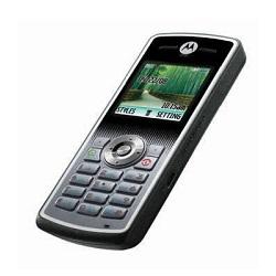 Unlocking by code Motorola W177