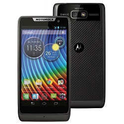 Unlocking by code Motorola XT 919