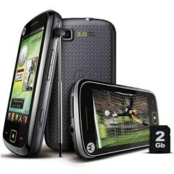 Unlocking by code Motorola EX245 MOTOTV