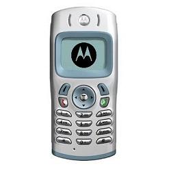 Unlocking by code Motorola C336