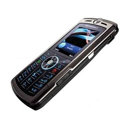 Unlocking by code Motorola L9 (L72) SLVR
