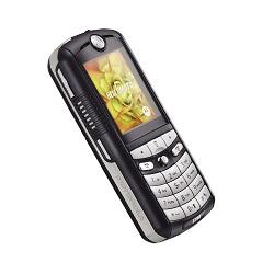 Unlocking by code Motorola E398U