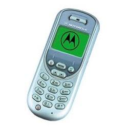 Unlocking by code Motorola T192
