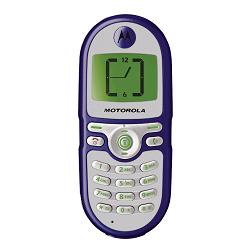 Unlocking by code Motorola C195