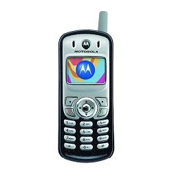 Unlocking by code Motorola C343