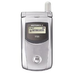 Unlocking by code Motorola T725e