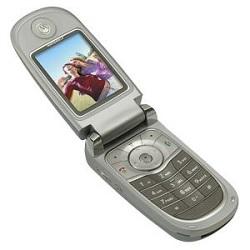 Unlocking by code Motorola V230