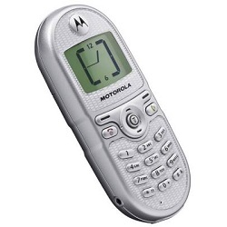 Unlocking by code Motorola C200