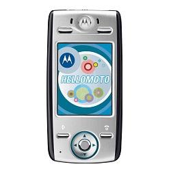 Unlocking by code Motorola E680