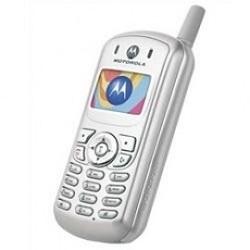 Unlocking by code Motorola C343c