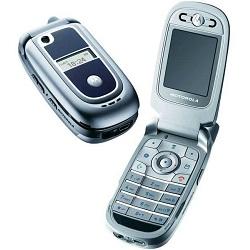 Unlocking by code Motorola V235
