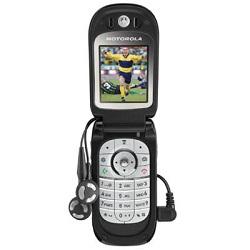 Unlocking by code Motorola V361