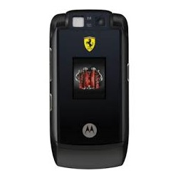 Unlocking by code Motorola V6
