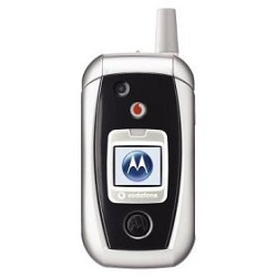Unlocking by code Motorola V980m