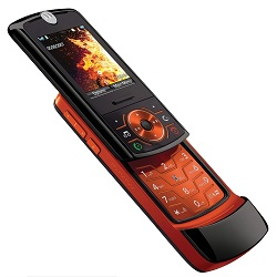 Unlocking by code Motorola Z6 RIZR