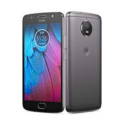Unlocking by code Motorola Moto G5S
