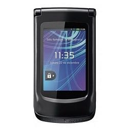Unlocking by code Motorola Motosmart Flip XT611