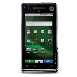Unlocking by code Motorola XT720