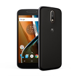 Unlocking by code Motorola Moto G4