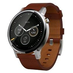 How to unlock Motorola Moto 360 (2nd gen)