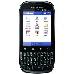 Unlocking by code Motorola SPICE Key